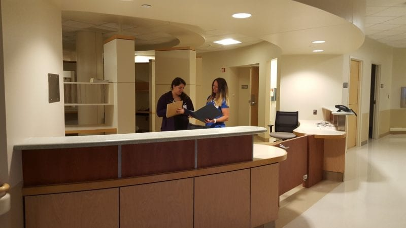 nurse station photo