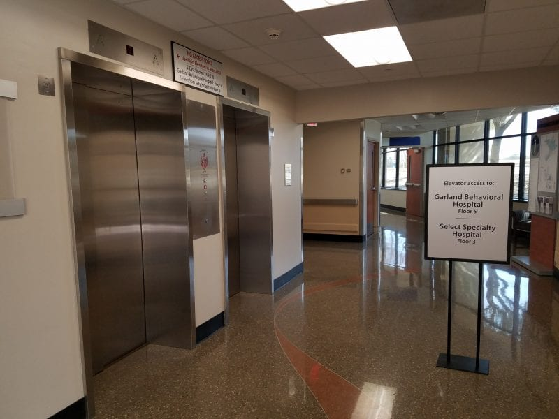 facility photo elevators